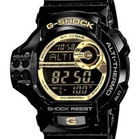 Casio G-Shock Limited Edition Black And Gold Gdf100gb-1d