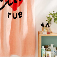 ban.do Hot Tub Club Beach Towel | Urban Outfitters