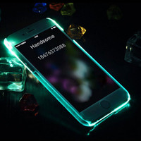 Light Up Case For iPhone 5s 6 6s Plus