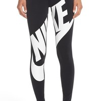 Nike 'Leg-A-See' Exploded Logo Leggings | Nordstrom