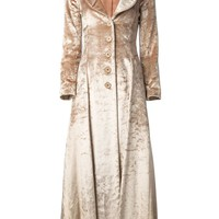 Biba Vintage fitted maxi coat