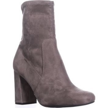 naturalizer Rebecca Mid-Calf Boots, Modern Grey, 8 US / 38 EU