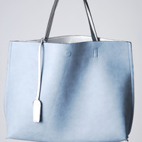 Park Avenue Tote Bag -Slate