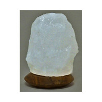 Himalayan Salt Lamp - White USB - 4 in
