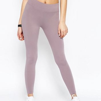 ASOS Cropped Leggings at asos.com