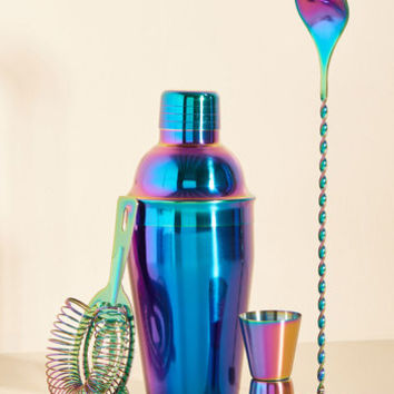 Slick As a Wink Cocktail Shaker Set | Mod Retro Vintage Kitchen | ModCloth.com