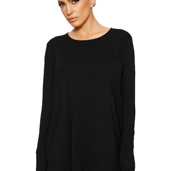The Bae-Sic Tunic - Tops - Womens