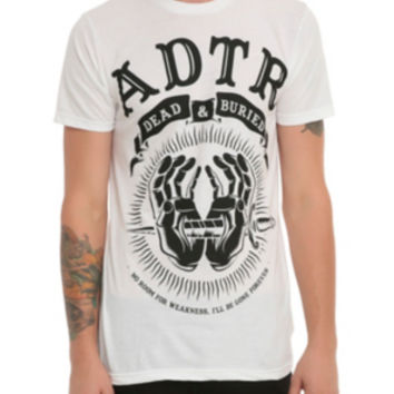 A Day To Remember Dead & Buried T-Shirt
