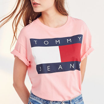 Tommy Jeans For UO '90s Tee | Urban Outfitters