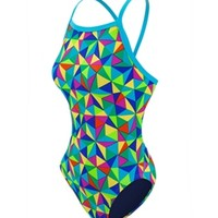 Waterpro Kaleidoscope Thin Strap 1 PC at SwimOutlet.com