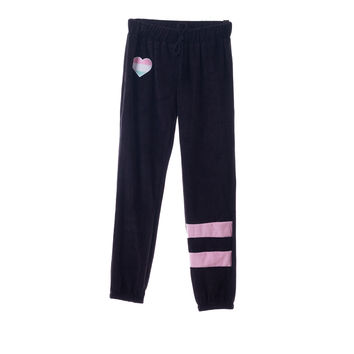 Vintage Havana Girls Velour Sweatpants