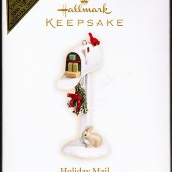 Hallmark 2006 VIP GIft Keepsake Christmas Ornament