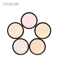 5 Colors Illuminator Highlighter Powder