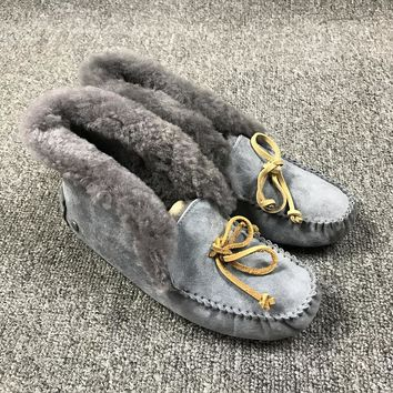 Best Deal Online UGG Slippers ALENA Women SEAL Shoes 1004806