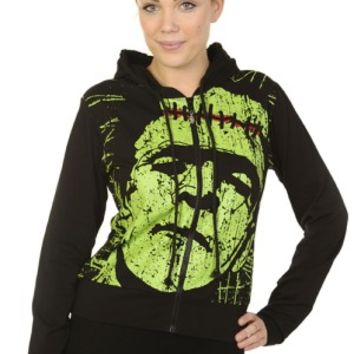 Frankenstein Hoodie - Outerwear - Column 1 - Clothing