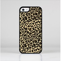 The Small Vector Cheetah Animal Print Skin-Sert for the Apple iPhone 5c Skin-Sert Case