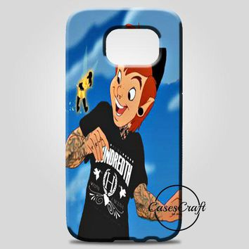 Peter Pan And Tinkerbell With Tattoo Samsung Galaxy Note 8 Case | casescraft