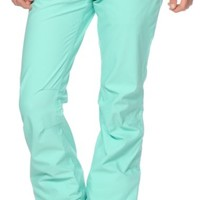 Aperture Crystal Mint 10K Stretch Snowboard Pants