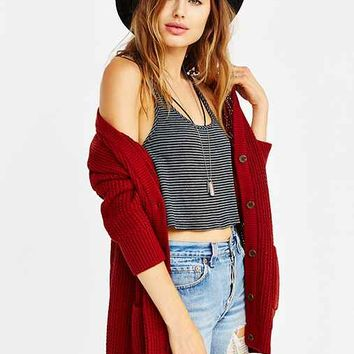 BDG Jessica Cardigan Sweater-