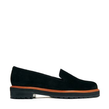 ASOS MOBSTER Suede Slippers