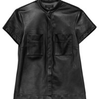 Rag & Bone - Adele Shirt, Black