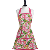 Birds of Paradise Hostess Apron