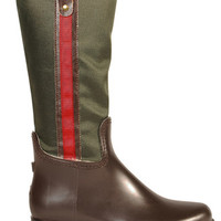 Fairfield Olive/Brown