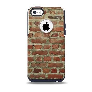 The Brick Wall Skin for the iPhone 5c OtterBox Commuter Case