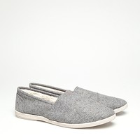 Canvas Felt Loafers | Flats | rue21