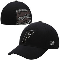 Florida Gators Top of the World Mens Memory Fit Flex Hat – Black