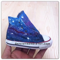 Galaxy Baby Shoes