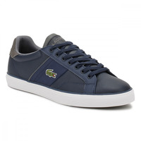 Lacoste Mens Navy Fairlead 317 2 Trainers