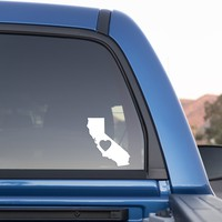 California Love Sticker for Cars and Trucks