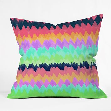 Rebecca Allen Easter Wings Throw Pillow