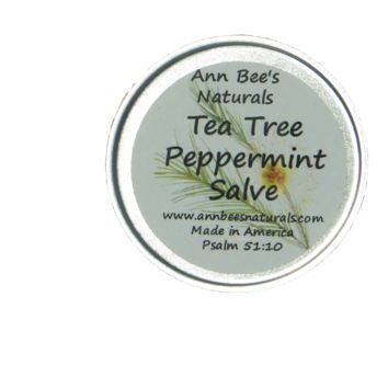 Tea Tree Peppermint Salve™