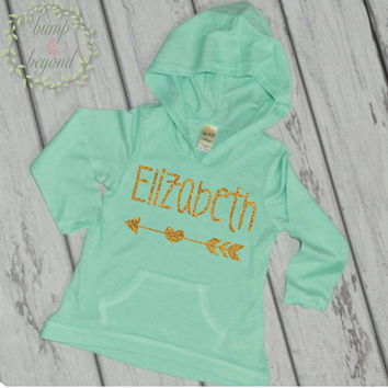 465df684945c1 Hipster Baby Clothes Baby Girl Clothes Personalized Name Shir.