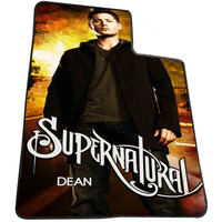 Supernatural 020b8358-9bef-458b-ac60-749ecb4fab20 for Kids Blanket, Fleece Blanket Cute and Awesome Blanket for your bedding, Blanket fleece *AD*