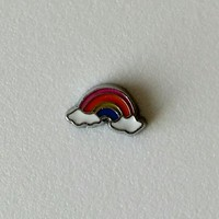 Trolls Rainbow Floating Charm