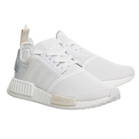Adidas Nmd Runner White Tactile Green - Unisex Sports