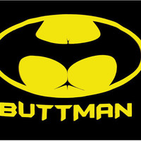 Buttman Funny Shirt by WickyTees on Etsy
