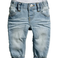 H&M Lined Pull-on Jeans $17.95