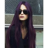 purple hair - Google Search