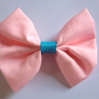 Katy Perry Inspired Hairbow! Hair bow Cute Pastel Pink Fairy Kei Kawaii Kitsch Summer Pop