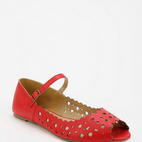 Urban Outfitters - Cooperative Daisy Cutout Mary Jane
