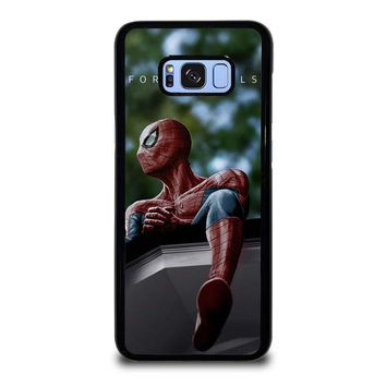 SPIDERMAN J. COLE FOREST HILLS Samsung Galaxy S8 Plus Case Cover