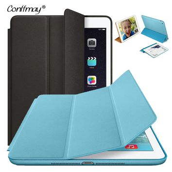 High Quality Original Smart Stand Case Cover For Ipad Air  Ipad 5
