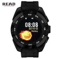 READ X4 Smart watch Heart Rate Monitor Pedometer Stopwatch ultrathin Bluetooth sport watches for