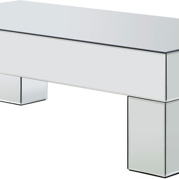 Lainy Mirrored Coffee Table