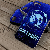 dont panic on iPhone 4/ iPhone 5 / Samsung S2 / Samsung S3 / Samsung S4 Case Cover THEMOSTCASE