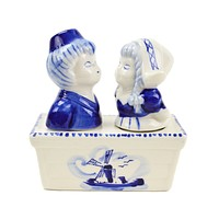 Collectible Salt and Pepper Shakers: Boy & Girl